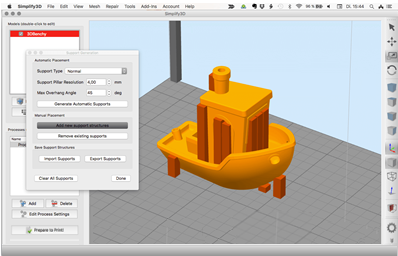 Host de Impresora 3D